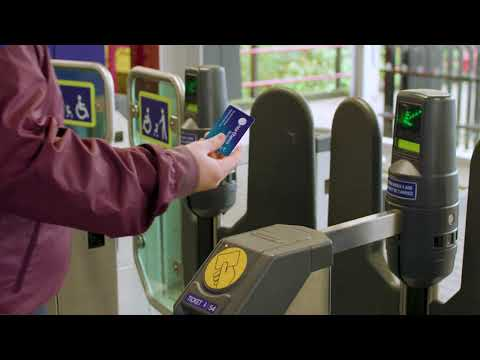 How To Use A Smart Card At Gatelines