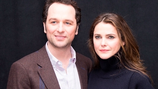 """Matthew Rhys and Keri Russell on """"The Americans"""""""