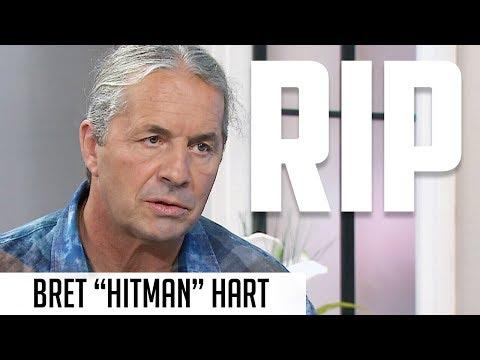 Bret Hart's Reaction to Jim Neidhart's Passing (RIP Jim Neidhart)