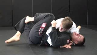 Mount Defense Sweep from side control