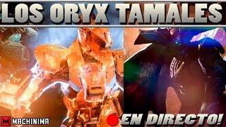 ORYX HOY NO DUERME, TAMALEEEES! | Prepara las Mentas, te Besaré #12
