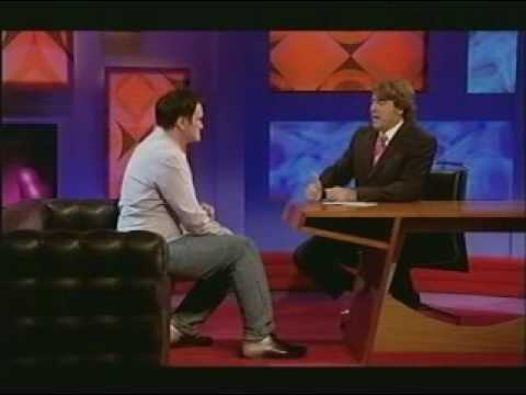 QUENTIN TARANTINO chats with JONATHAN ROSS.