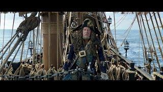 Пираты Карибского моря: Мертвецы не рассказывают сказки (2017) Второй дублированный трейлер HD