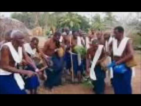 Giryama/ Giriama, Mijikenda Bin Ya Mama- Zumo Sabaki