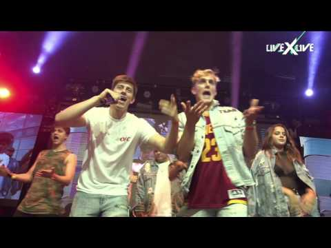 "Jake Paul: ""It's Everyday Bro"" First Live Performance Exclusive"