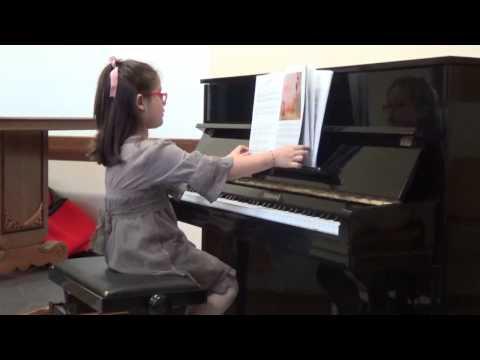1 saggio pianoforte metodo bastien