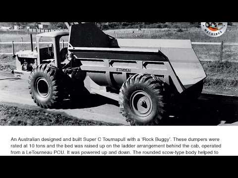 Earthmoving classics: Birth of the Articulated Dump Truck