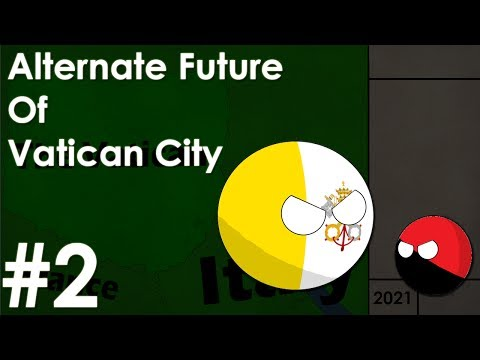 Alternate Future of Vatican City - The Return (Part 2)