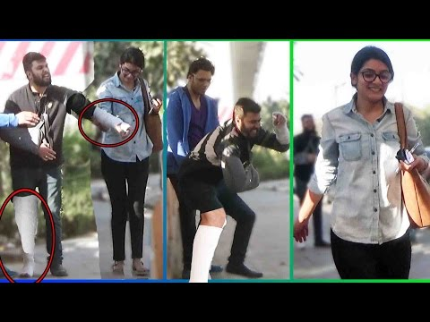 BreakUp Prank on Girls | Pranks in India 2017 | Unglibaaz from YouTube · Duration:  4 minutes