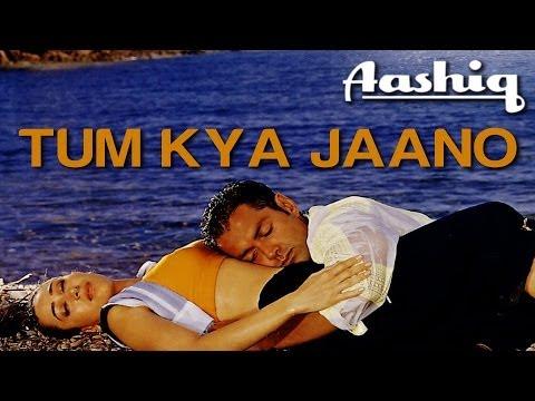 Tum Kya Jaano  Aashiq  Bob Deol & Karisma Kapoor  Alka Yagnik & Udit Narayan