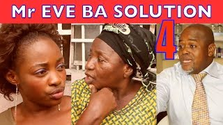 MERE EVE BA SOLUTION EP 4 Avec Maman Makambo,Baby,Alain,Darling,Ibutu,Coquette,Barcelone