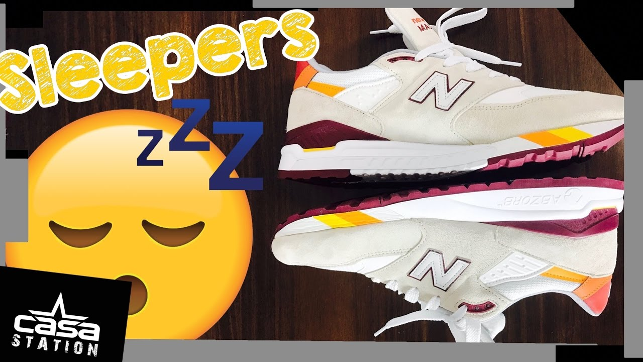 wholesale dealer 4139f 612d9 These Sneakers are Sleepers! New Balance 998