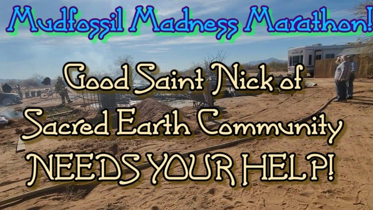 Mudfossil Madness Marathon!