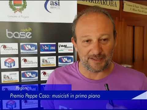 Pagani: Premio Peppe Caso, musicisti in primo piano - 16 Maggio 2018