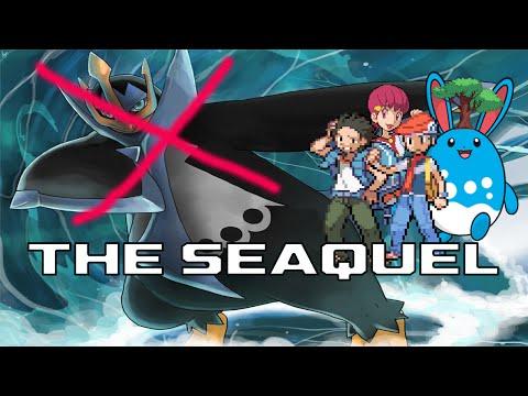 Water you waiting for: the SEAquel w/ POKEAIMMD, PK & GATOR! [ORAS OU SHOWDOWN LIVE]