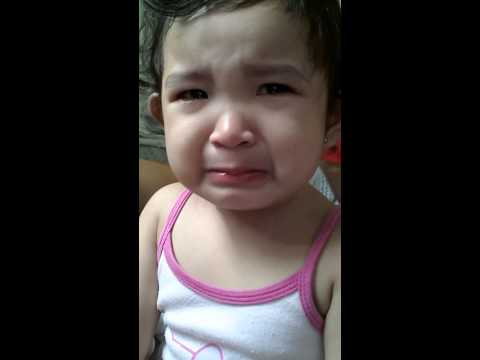 Baby crying because CJ7 died in CJ7 movie