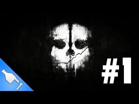 Прохождение Call Of Duty: GHOSTS | PS3 (Российская локализация)