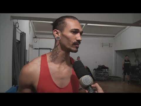 Campeão Brasileiro de muay thai da  em Querência