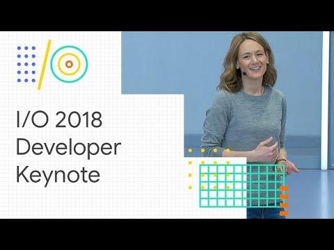 Konferensi Inti Pengembang (Google I/O '18)