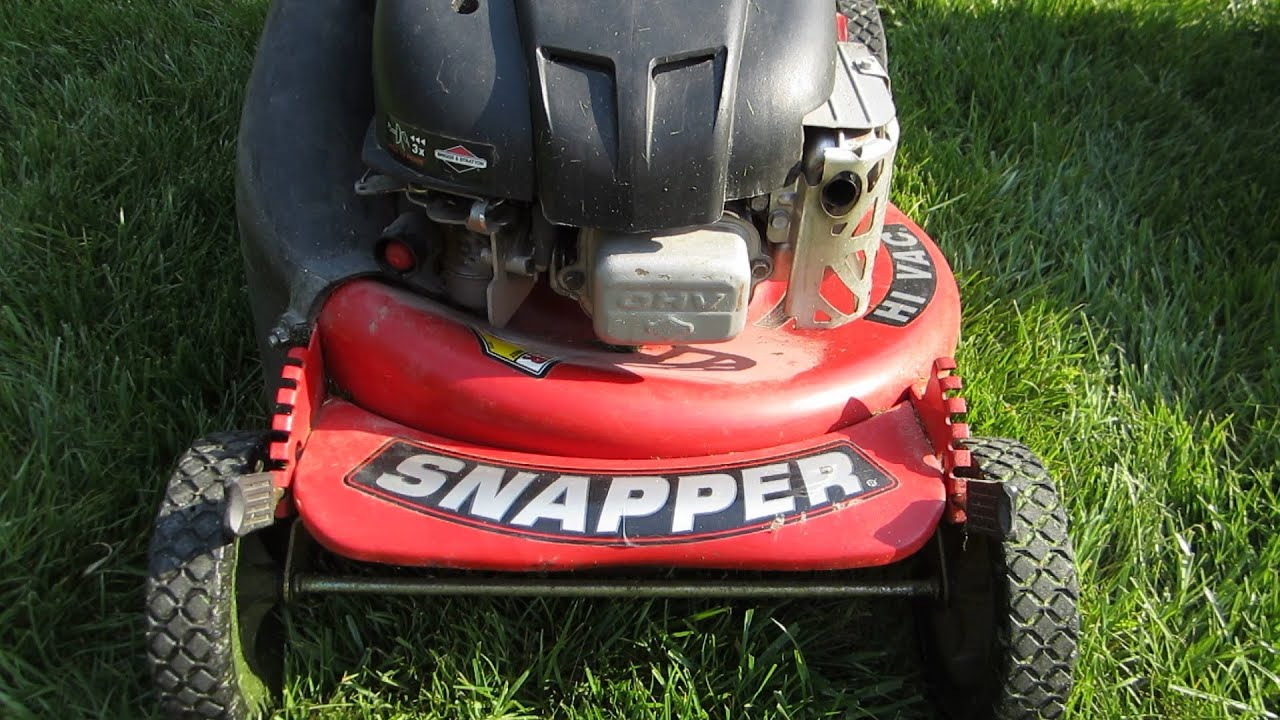 Sner Lawn Mower 21 Hi Vac Craigslist Find Evil Twin Is Alive Part Ii April 10 2017