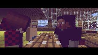 The Legend of Herobrine - Part 1 (Minecraft Machinima)