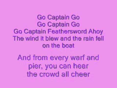 go captian go lyrics.wmv