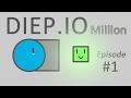 Diep.io Million #1: Becoming A Millionaire With Annihilator (4TDM, 1.5M)!