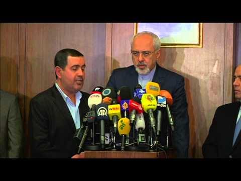 LEBANON IRAN FOREIGN MINISTER