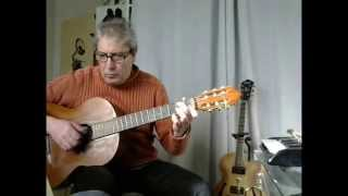 Aranjuez, Mon Amour (from Adagio) - for solo acoustic guitar
