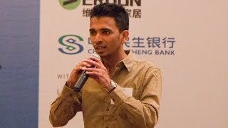 Asia 21 Summit: Deepak Ravindran