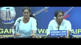 Sargam of Raag Shankara & Chhota Khayal by Rhythm Students