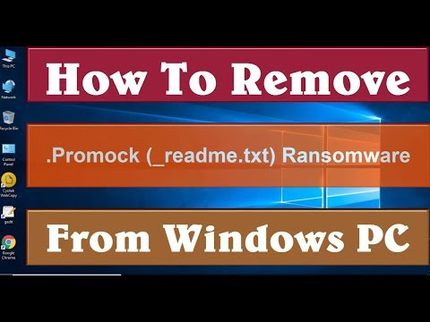 Remove .Promock (_readme.txt) Ransomware Virus From PC (Data Recovery Included)