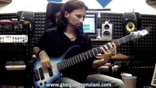Sea of Lies (Symphony X) - Intro + Bass Solo + Insane arrangement