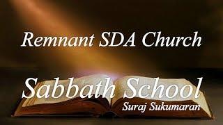 "Gambar cover Sabbath School Study: ""God or Mammon?"""