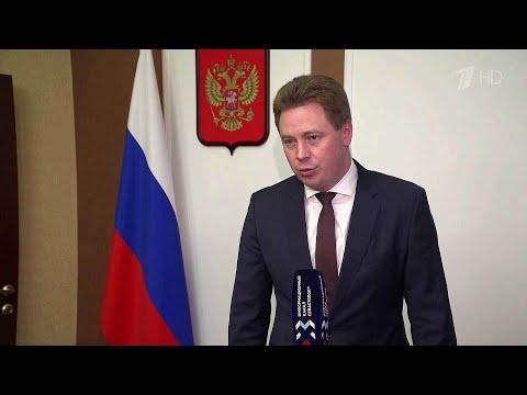 Дмитрий Овсянников уволен с должности замглавы Минпромторга.