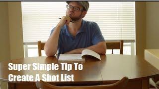 البرنامج التعليمي بسيطة حول كيفية إنشاء قائمة النار - إنتاج الفيديو نصائح قبل الفيديو على شبكة الإنترنت الطاقم