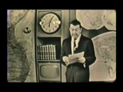 St. Louis County Department of Police - 1957 - KWK-TV Report
