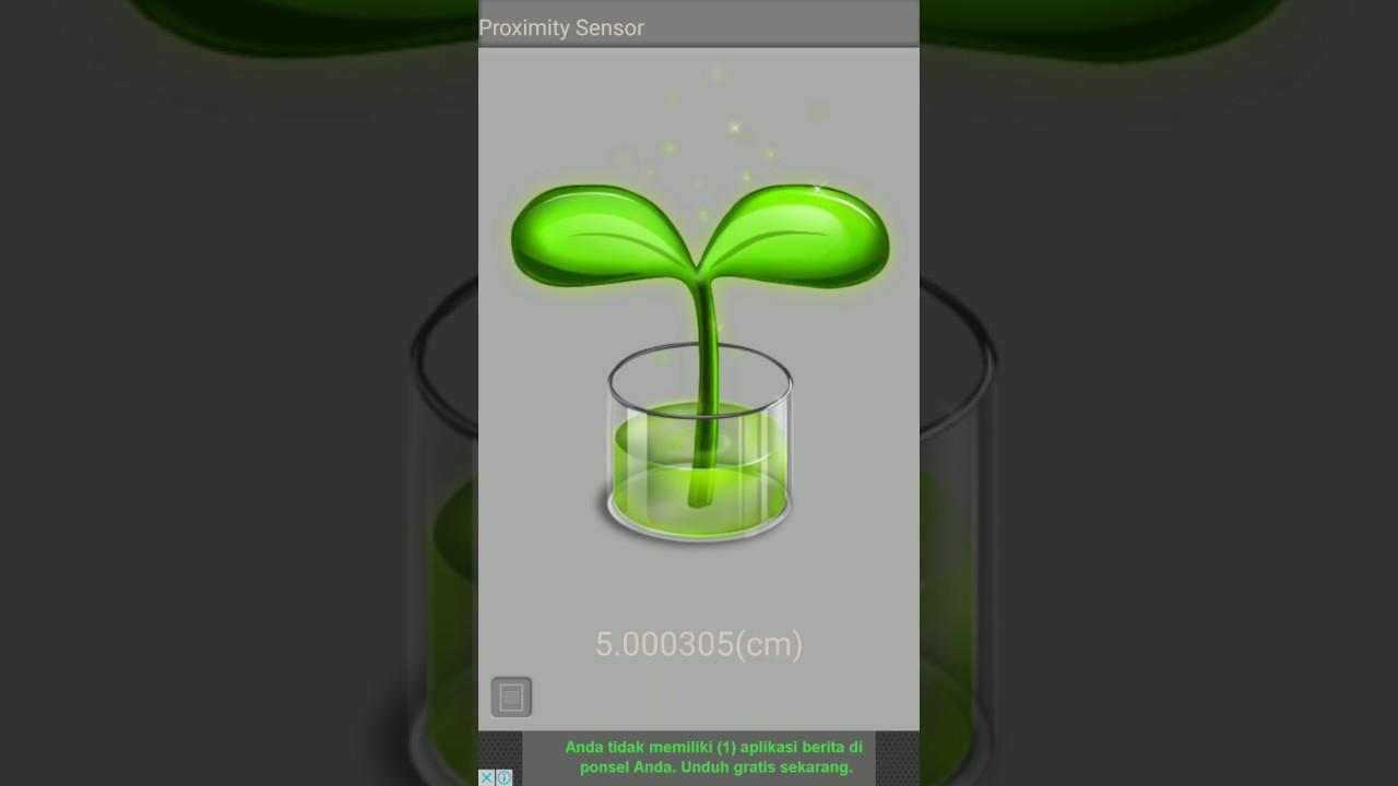 Test Sensor CustomROM LineageOS - YouTube