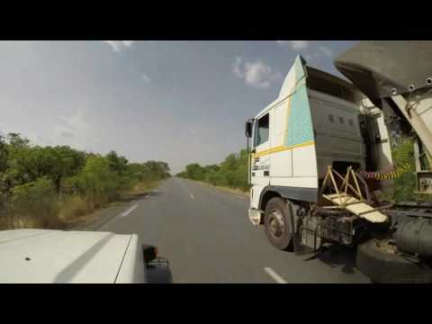 Burkina Faso Road Trip