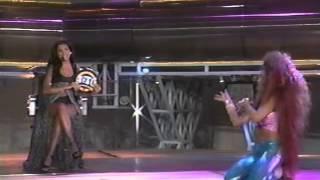 Gloria Trevi en XETU Remix - programa de estreno completo (1996)