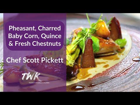 2 Hat Awarded Chef Scott Pickett, Estelle Bar & Kitchen