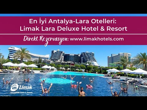 Antalya Otelleri Antalya Lara Otelleri Limak Lara