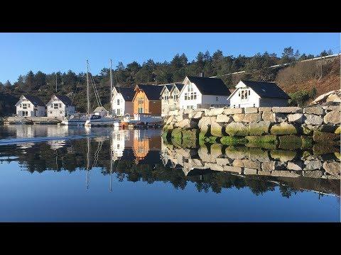 """Familienangeln in Norwegen 2017, Bjoernebu  """"Gastgeber, Haus , Umgebung"""""""