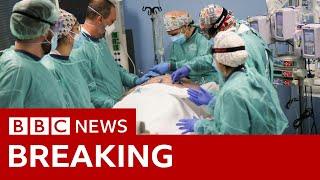 Coronavirus: UK deaths pass 100,000 - BBC News