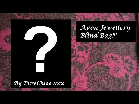Avon Jewellery Bargain Bag Opening!!!