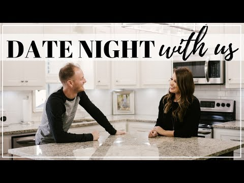 DATE NIGHT WITH US | EVENING IN THE LIFE |  CASUAL DATE NIGHT VLOG