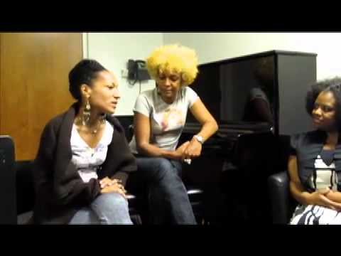 Interview with Les Nubians