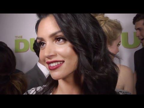 Bianca Santos Talks The DUFF Premiere