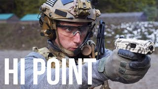 One of Garand Thumb's most viewed videos: the cheapest handgun, the Hi Point