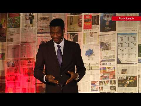 La educación es la mejor arma para erradicar la pobreza y la violencia   Rony Joseph   TEDxDurazno